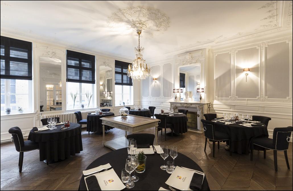 Maison Demarcq - Restaurant Gastronomique/traiteur à Cambrai - DEMARCQ